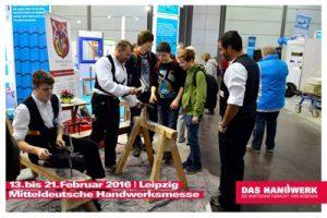 Mitteldeutsche Handwerksmesse 2016